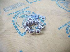 10 banc rivets, rivets décoratifs/seat Cover pins Honda Dax st 50, st 70, ct 70