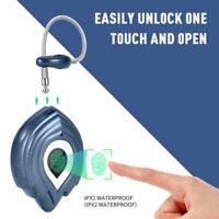 Waterproof IPX2 Fingerprint Padlock Keyless Smart Touch Anti-Theft Intelligent