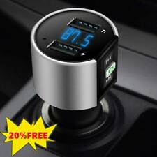 Bluetooth FM Transmitter MP3-Player USB Stick KFZ Auto SD AUX Freisprechanlage