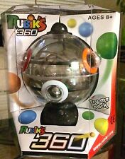 RUBIK'S NEW SPINNING PUZZLE RUBIK'S 360 PUZZLE ITEM 5250 FACTORY SEALED
