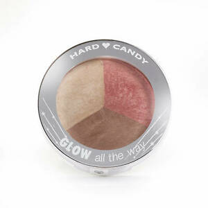 HARD CANDY Glow All The Way Contouring Face Trio # 841 3 x A Lady NEW Powder