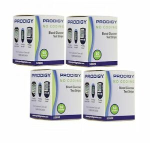 Prodigy Autocode 200 Test Strips For GLucose Care