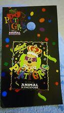 Disney Mickey's PartiGras LimitedEdition2000 Animal Kingdom pin on original card