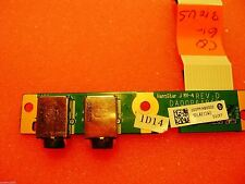 Compaq CQ61 CQ61-310US Audio Board DA00P6AB6D0 Tested