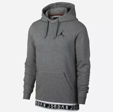 Nike Air Jordon Jumpman Hoodie Jacket Outdoor Casual  Gray XLarge AR2252-091