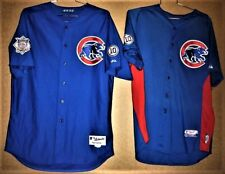 Chicago Cubs James Russell Two Jersey Mlb Package
