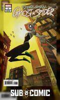 SPIDER-GWEN GHOST SPIDER #1 ROBINSON VARIANT (MARVEL 2018 1st Print) COMIC