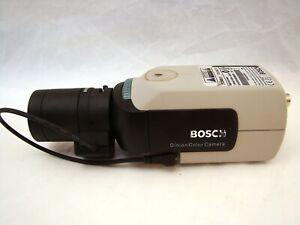 Bosch Dinion CCD Color Security Camera LTC0455/21 & Lens LTC3374/21