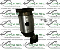 Catalytic Converter-Exact-Fit Front Right Davico Exc CA 19566
