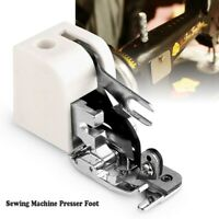 Household Sewing Machine Side Cutter Overlock Presser Foot Sew Attachment ll7