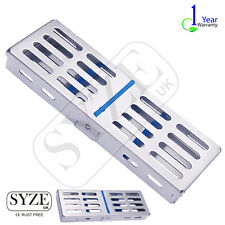 New Sterilization Cassette up to 5pc - Rack Tray Autoclave Surgical Instruments
