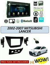 2002-2007 MITSUBISHI LANCER STEREO KIT, BLUETOOTH TOUCHSCREEN USB DVD