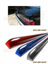 ALL COLOR PAINTED SK DESIGN TRUNK LIP SPOILER for BMW E38 7 series 740I 750iL