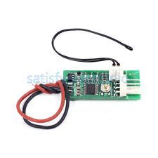 1PCS DC 12V PWM Fan Temperature Controller 4-Wire Speed Governor Board