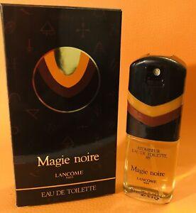 Magie noire Lancôme Vintage Eau de Toilette Atomiseur 40ml  Unbenutzt Lancome