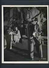 JANE WYMAN IS MENACED BY A MAN WITH A VIOLIN - 1948 JOHNNY BELINDA - DEAF MUTE