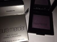 £18 Laura Mercier chambord  deep  purple  full size  GENUINE Eye Shadow colour