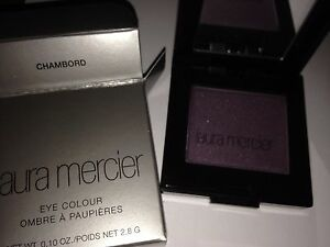 £18- Laura Mercier chambord  deep  purple  full size  GENUINE Eye Shadow colour