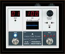 New Free The Tone Pa-1Qa Programmable Analog 10 Band Eq For Acoustic Guitar