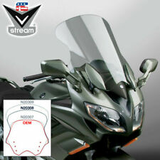 Yamaha FJR1300 Vstream Sport-Touring Windscreen Lt Tint - National Cycle N20308
