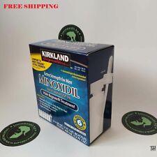 Kirkland Minoxidil 5 Extra Strength Men Hair Regrowth Solution 6 Month Supply