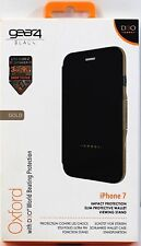 Apple iPhone 7 D30 Gear 4 Oxford Protective Phone Case Gold