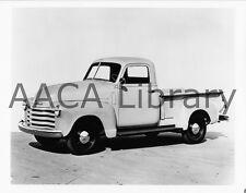 1948 Chevrolet Model 3100 Pickup, Factory Photo (Ref. # 32561)