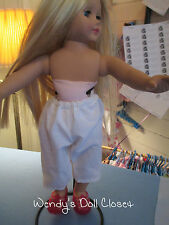 Bloomers~White No Lace **18 Inch Doll Clothes Handmade New * *3 of 3