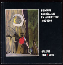 GALERIE 1900_2000, PEINTURE SURRÉALISTE EN ANGLETERRE 1930 1960