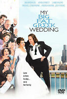 My Big Fat Greek Wedding (DVD) *DISC ONLY* Read Description