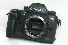 Contax N1 35mm SLR Film Camera With Rare screnn FX-3
