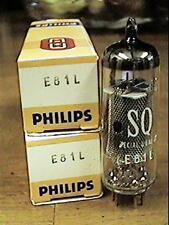 E81L PHILIPS SPECIAL QUALITY VALVE TUBE NEW 1 PC