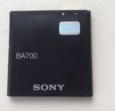 100% Genuine Original Sony Ericsson Xperia Arc Neo Pro Ray BA700 Battery (Black)