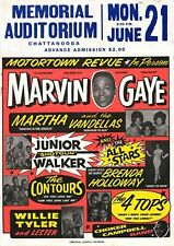 More details for reproduction motown poster,
