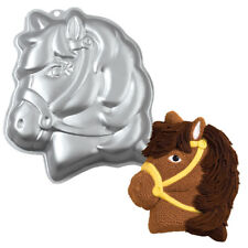 Wilton Party Pony Horse Cake Baking Pan Tin Kids Birthday Party Aluminium