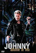 "DVD ""Johnny Hallyday : Allume le feu (Stade de France 1998)""  NEUF SOUS BLISTER"