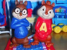 Alvin & Simon Chipmunks Figurines doll fits Fisher Price Loving Family Dollhouse