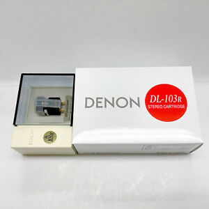 Brand New Denon DL-103R 0.27mV Low Output MC Phono Cartridge, 100% Made in Japan