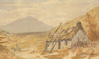 A Pair of Early 20th Century Watercolours - Highland Views
