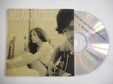 PETE YORN & SCARLETT JOHANSSON : RELATOR [ CD SINGLE ] ~ PORT GRATUIT