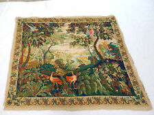 Vintage French Beautiful Scene Tapestry 158X34cm (T1170)