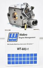 GENUINE OEM  Walbro WT-682-1 Carburetor for  Troybilt TB65SS   WT-682