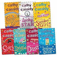 Cathy Cassidy Pack, 7 books, RRP £41.93 Book NEW PB B00