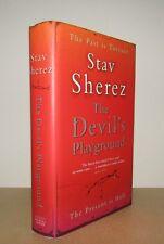 Stav Sherez - The Devil's Playground - 1st/1st