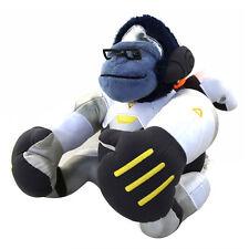 "Overwatch Winston Poseable Plush Pet Monkey 11""Official Blizzard"