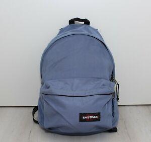 Eastpak Rucksack Sport Tasche blau jeans unifarbend Neuwertig