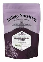 Organic Spirulina Powder - 200g - Indigo Herbs