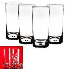 Drinking Glasses Highball Glass Set Of 4 Kitchen Glassware Clear Tumbler 17 Oz