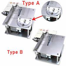 12 24v Mini Table Saw Desktop Cutting Machine Diy Bench Saw Woodworking Lathes