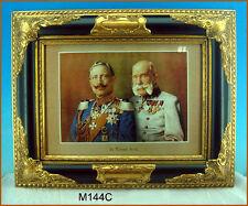Gemaelde Bild Barock Kaiser Franz & Wilhelm II M144C
